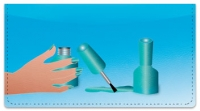 Click on Sassy Nails Checkbook Cover For More Details
