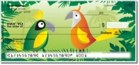 Click on Bird Paradise Personal Checks For More Details