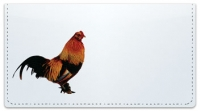 Click on Rooster & Hen Checkbook Cover For More Details