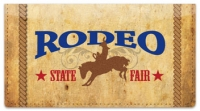 Click on Rodeo Checkbook Cover For More Details