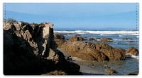 Click on Rocky Coastline Checkbook Cover For More Details