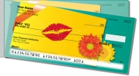 Click on Love Letter Side Tear Personal Checks For More Details