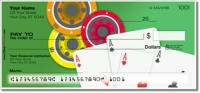 Click on Poker Personal Checks For More Details