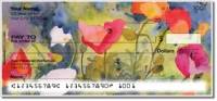 Click on Kay Smith Poppy Personal Checks For More Details