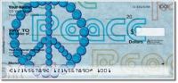 Click on Peace Sign Personal Checks For More Details