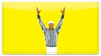 Click on Referee Checkbook Cover For More Details