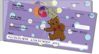 Click on Cute Teddy Bear Side Tear Personal Checks For More Details