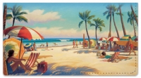 Click on Florida Art Checkbook Cover For More Details
