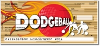 Click on Dodgeball Personal Checks For More Details