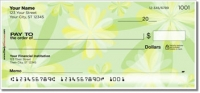 Click on Pretty Petals Personal Checks For More Details