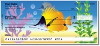Click on Tropical Fish Personal Checks For More Details