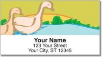 Click on Geese Address Labels For More Details