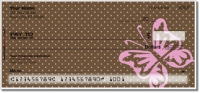 Click on Butterfly Design Personal Checks For More Details