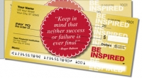 Click on Be Inspired Side Tear For More Details