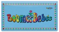 Click on Boomer Babes 2 Checkbook Cover For More Details