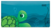 Click on Sealife Checkbook Cover For More Details
