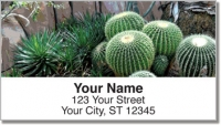 Click on Cactus Garden Address Labels For More Details