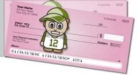 Click on Cartoon Kid Side Tear Personal Checks For More Details