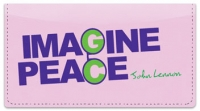 Click on Musicians for Peace Checkbook Cover For More Details