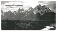 Click on Ansel Adams Checkbook Cover For More Details