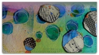 Click on Paper Circle Checkbook Cover For More Details