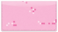 Click on Pixelated Checkbook Cover For More Details