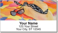 Click on Just Beachy Address Labels For More Details