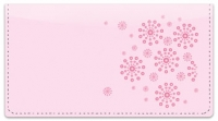 Click on Pink Burst Checkbook Cover For More Details