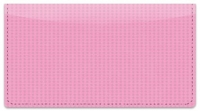 Click on Pink & Black Checkbook Cover For More Details