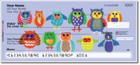 Click on Owl Together Now Personal Checks For More Details