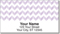 Click on Sassy Chevron Address Labels For More Details