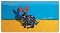 Click on Abstract Animal Checkbook Cover For More Details