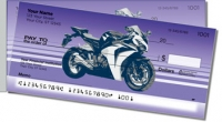 Click on Sport Bike Side Tear Personal Checks For More Details