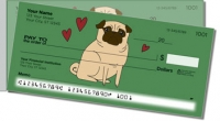 Click on Pug Side Tear Personal Checks For More Details