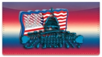 Click on Patriotic Party Checkbook Cover For More Details