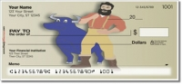 Click on American Folklore Personal Checks For More Details