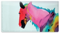 Click on Kay Smith Horse Checkbook Cover For More Details