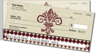 Click on French Influence Side Tear Personal Checks For More Details