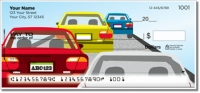 Click on Traffic Jam Personal Checks For More Details