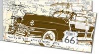 Click on Route 66 Side Tear Personal Checks For More Details