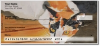 Click on Calico Cat Personal Checks For More Details