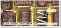 Click on Box of Chocolates Personal Checks For More Details