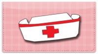 Click on Nurse Checkbook Cover For More Details