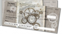 Click on Steampunk Side Tear Personal Checks For More Details