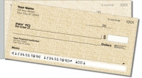 Click on Gold Linen Side Tear Personal Checks For More Details
