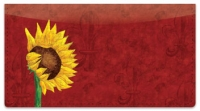 Click on Sunflower Delight Checkbook Cover For More Details