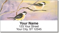 Click on Fine Feathered Friends Address Labels For More Details