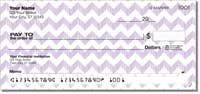 Click on Sassy Chevron Personal Checks For More Details