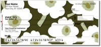 Click on Big Floral Personal Checks For More Details