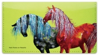 Click on Nilles Pony Checkbook Cover For More Details